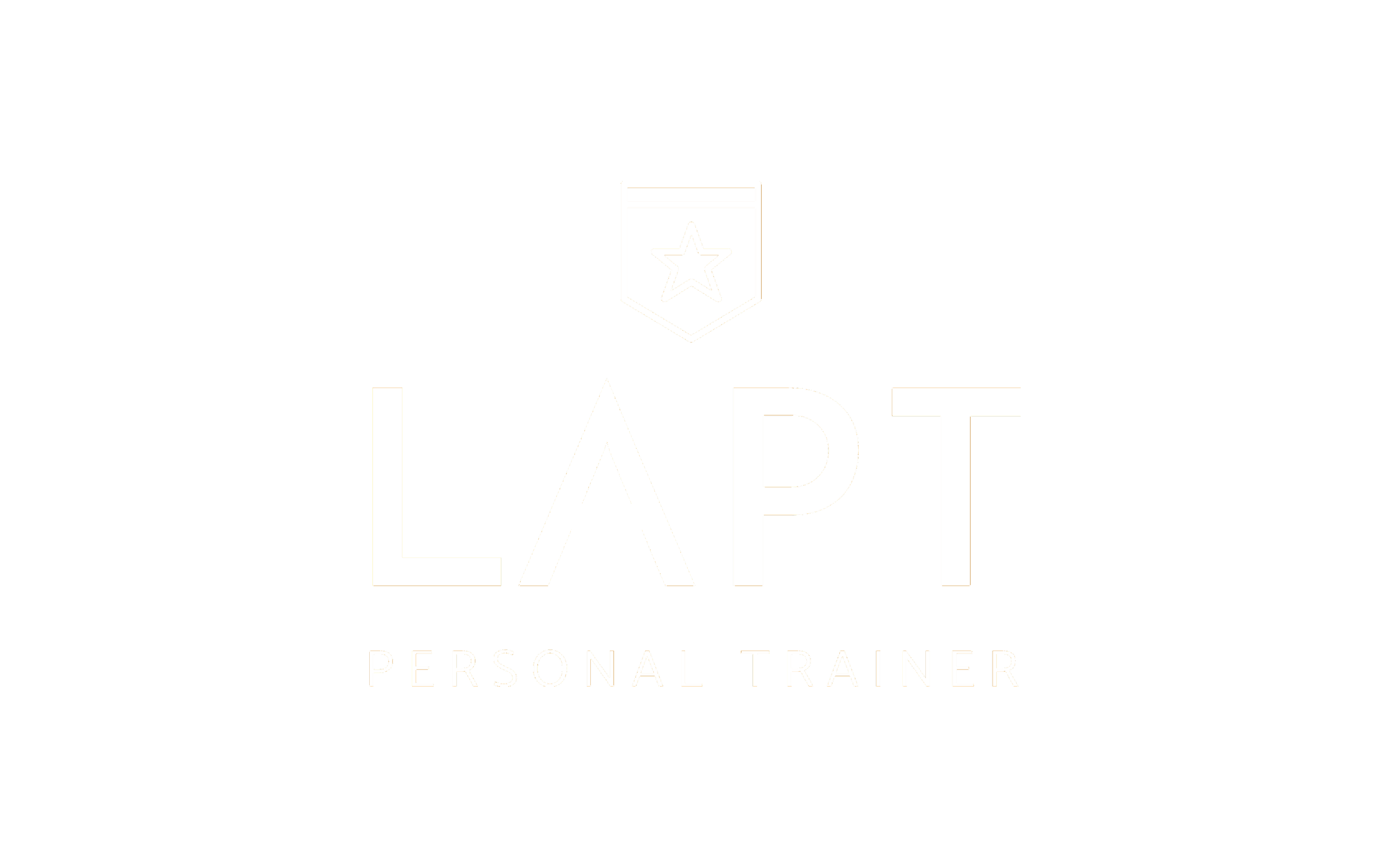 LAPT Personal Trainer color_logo_transparent whiteout
